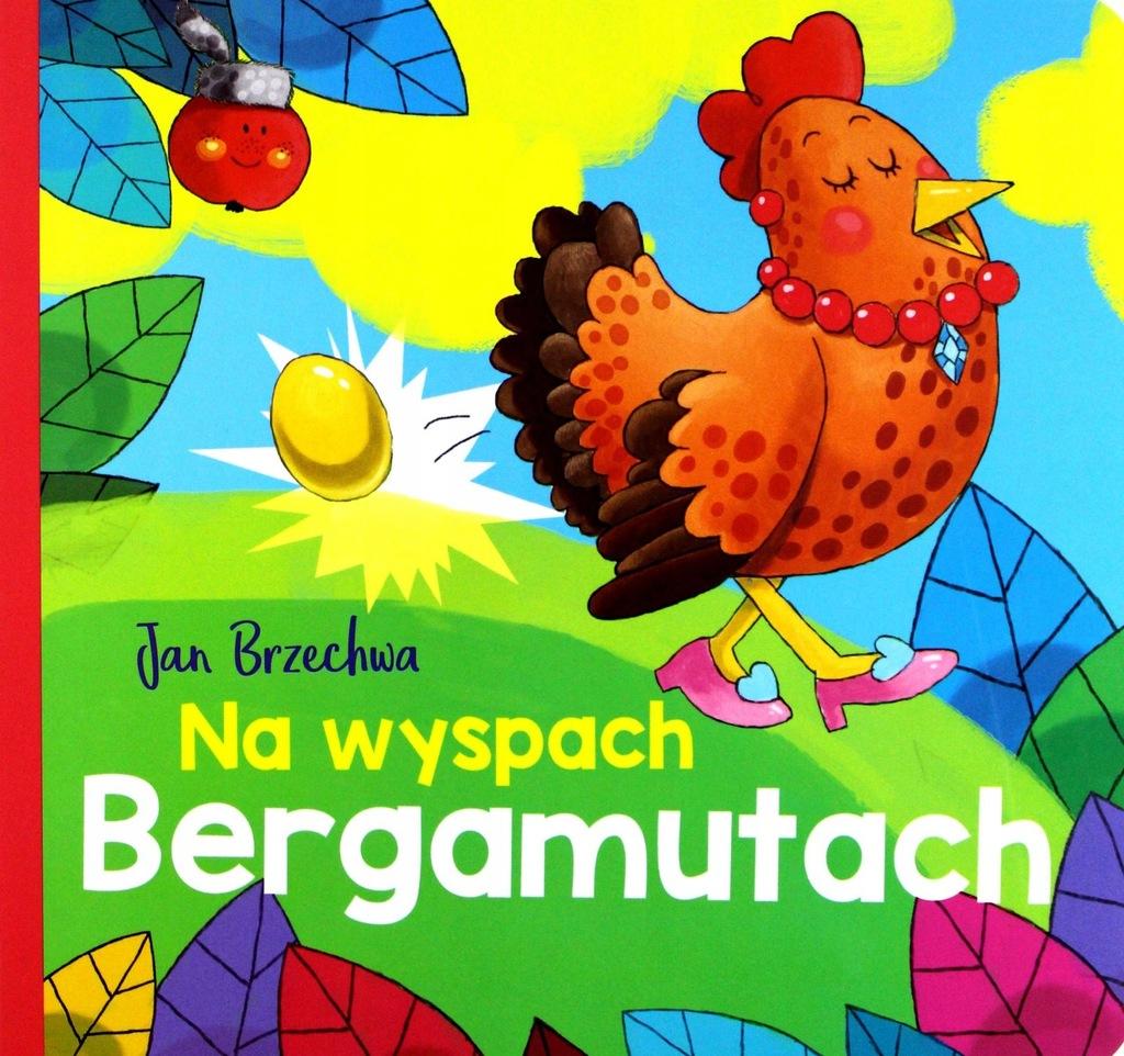 Na Wyspach Bergamutach Jan Brzechwa Książka 7563009045