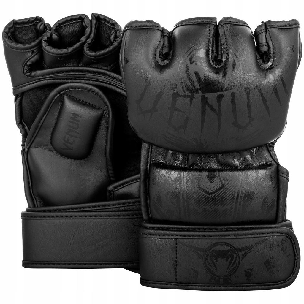 Rękawice MMA VENUM Gladiator 3.0 Czarne L/Xl