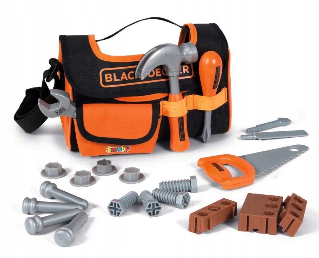 Black & Decker torba z narzędziami SMOBY