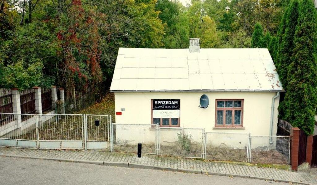 Dom, Różan, Różan (gm.), Makowski (pow.), 54 m²