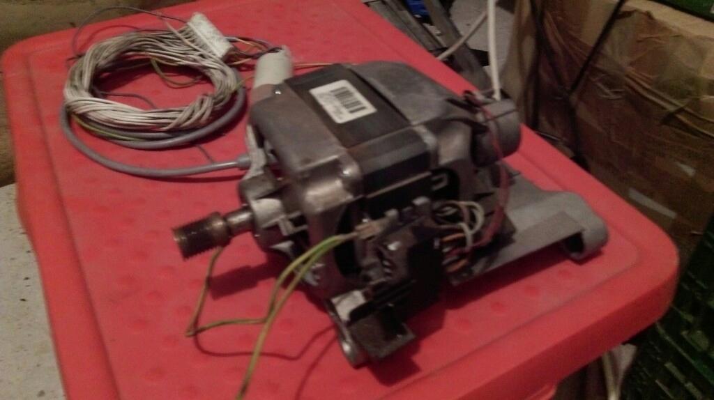 McA 28/64-148 silnik do pralki whirlpool