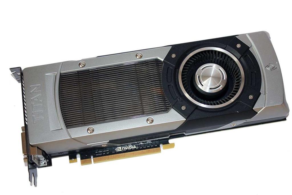 Nvidia Geforce Gtx Titan 6gb Karta Graficzna 7756008092 Oficjalne Archiwum Allegro