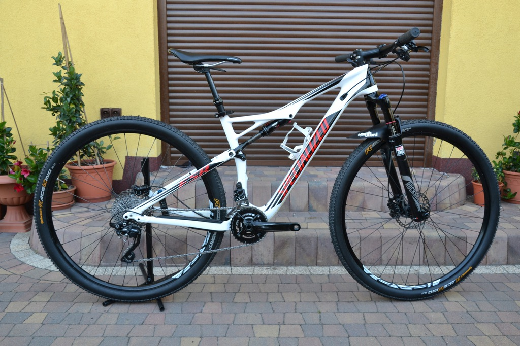 karbon Specialized Epic Reba Brain XT M bdb 29