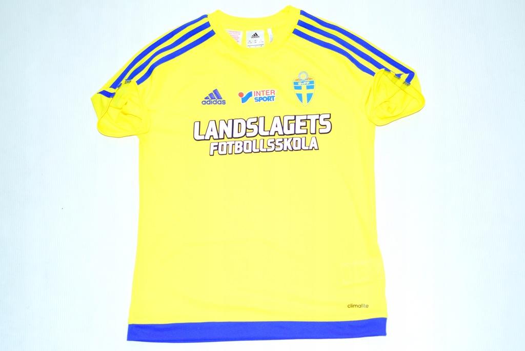 ADIDAS szwecja bluzka bluza climacool L