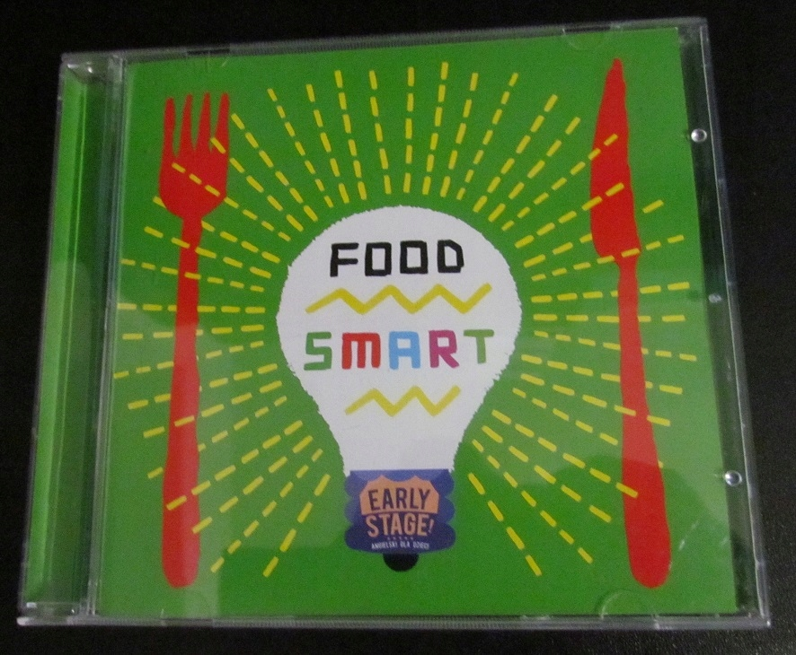 Early Stage piosenki FOOD SMART angielski dzieci