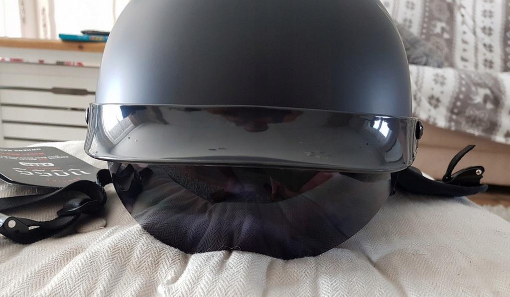 Wsk wfm chopper Kask Motocyklowy Niemiecki Orzeszek Weteran