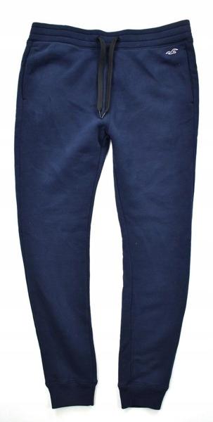 Hollister Spodnie Dresowe Nowe Skinny Jogger L
