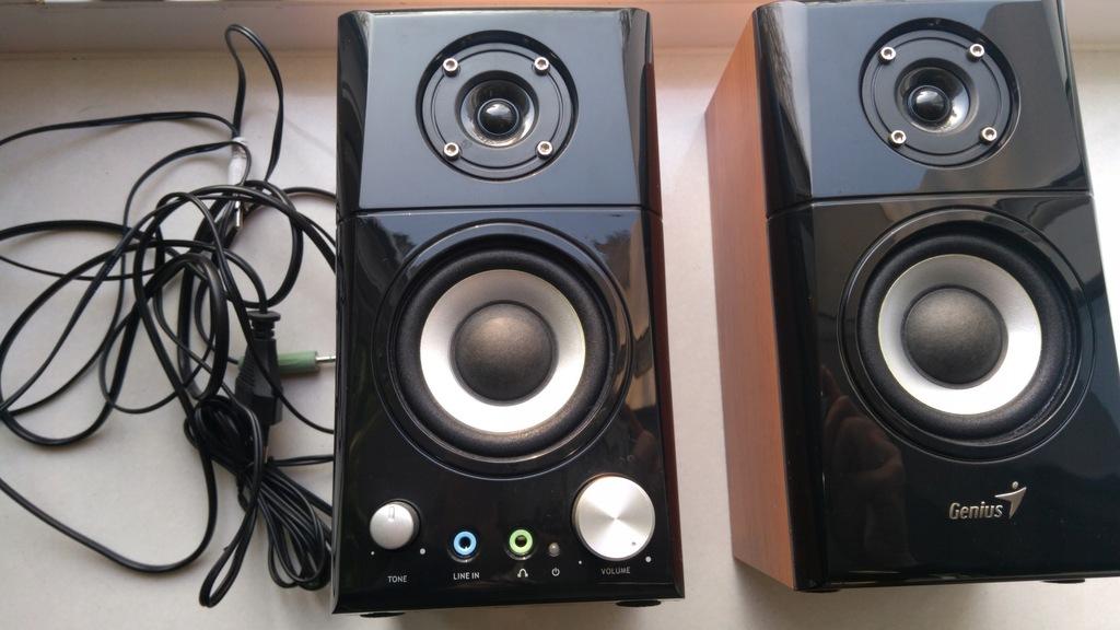 Głośniki Genius SP-HF500A