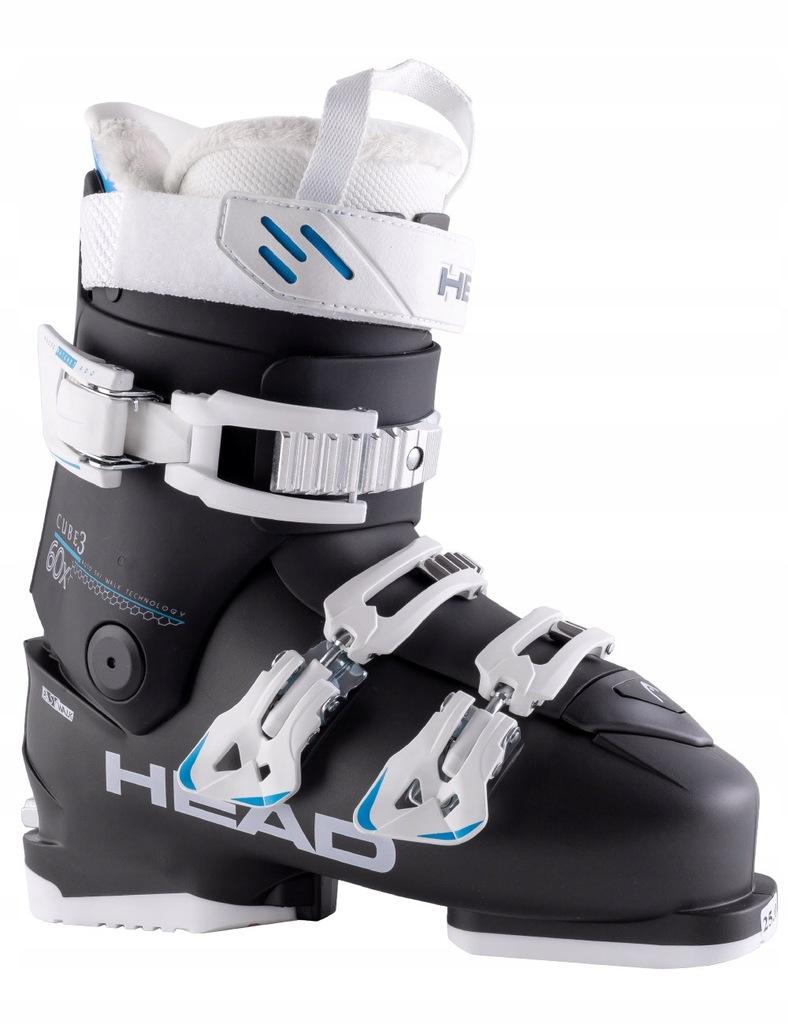 Buty narciarskie damskie Head Cube 3 60W rozm.24.0