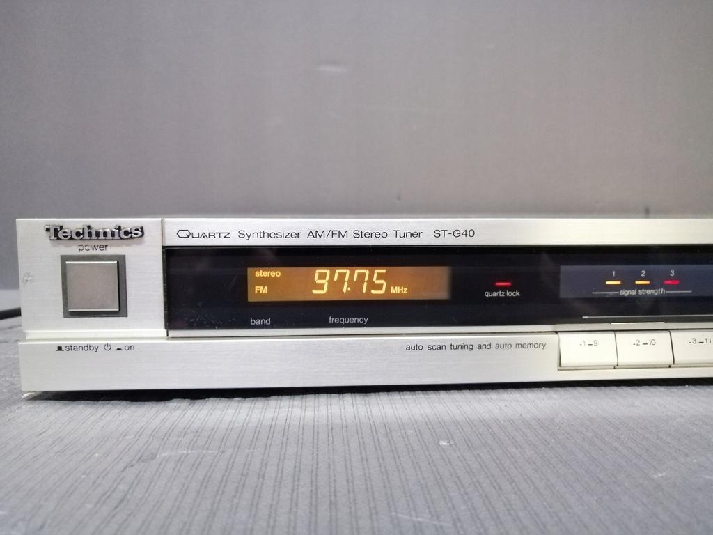 Tuner radiowy Technics ST-G40