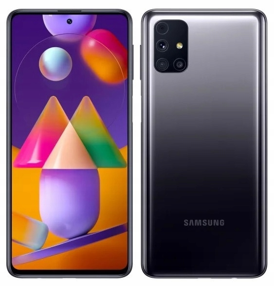 Samsung Galaxy M31s 6/128GB DualSIM NFC czarny