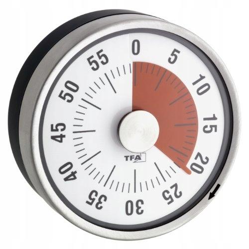 TFA 38.1028.10 Puck Timer Minutnik kuchenny