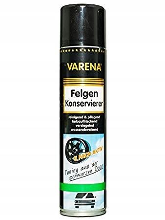 środek do konserwacji felg Varena 300ml A/A