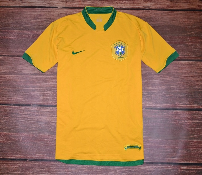 NIKE BRASIL WORLD CUP 2006 KOSZULKA RARE NEW L/XL