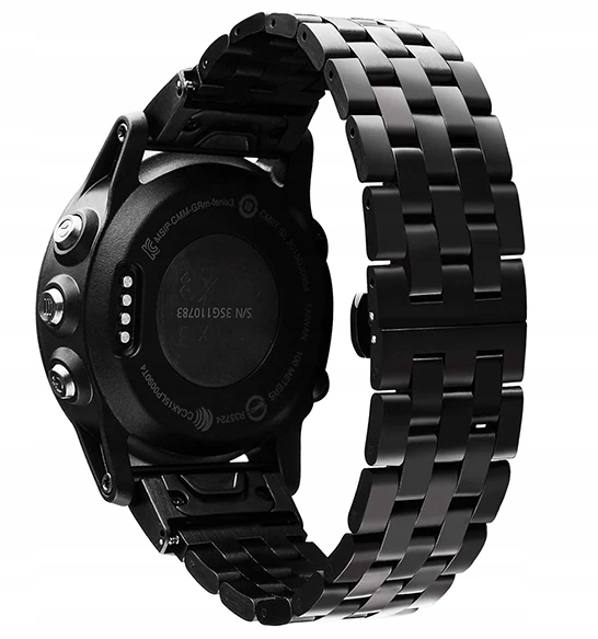 Bransoleta TYTAN do Garmin Fenix 3 / 5 / 5X PLUS