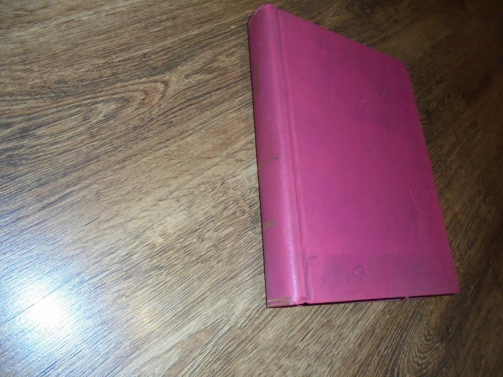 Strażak. Oprawiony rocznik 1983