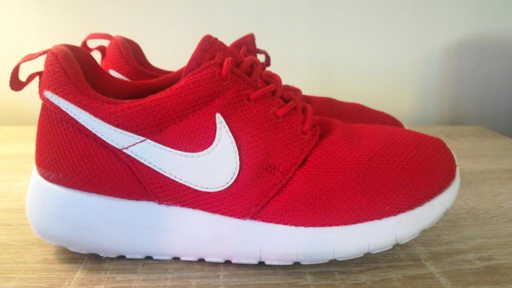 نسبه مئويه غرامي وصفة Nike Roshe Run Czerwone Ffigh Org