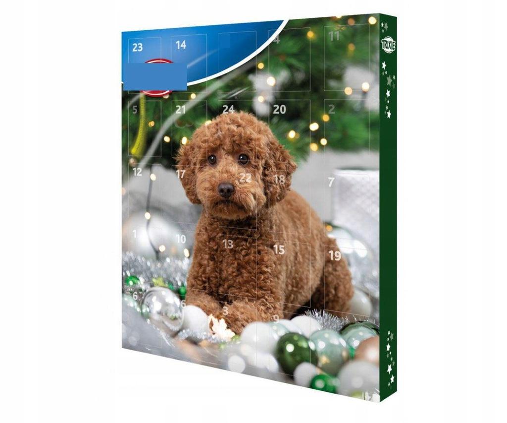 Kalendarz adwentowy dla psów trixie