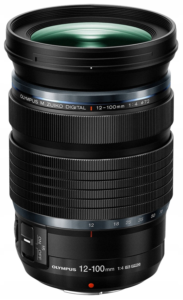 Obiektyw Olympus ED 12-100 mm f/1:4 IS PRO