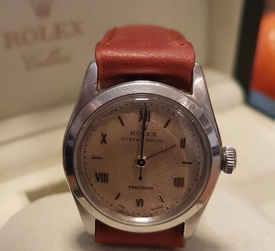 Rolex Oyster Precision Speedking 4220