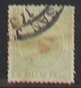 PORTORYKO - Mi: PR 117, 1895 rok