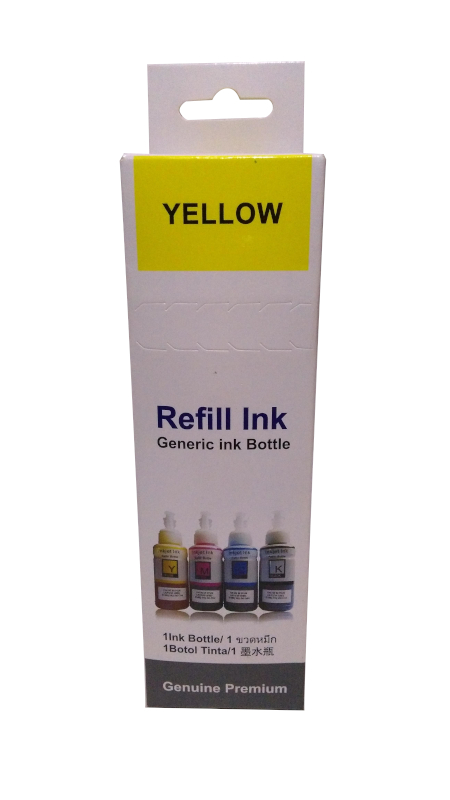 Butelka Epson T6644 Yellow 100 ml C13T66444A Orink