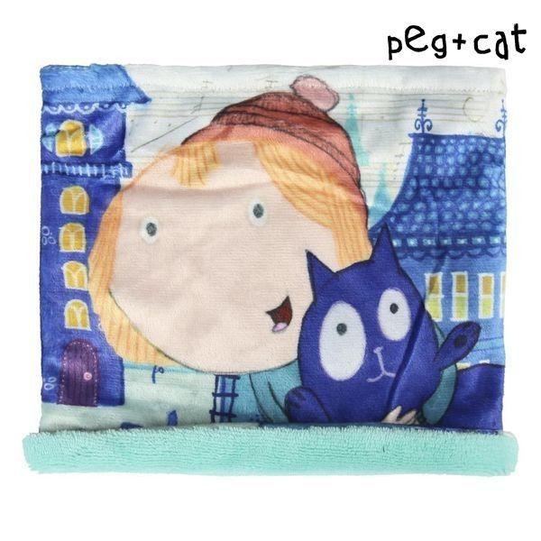 Ogrzewacz Szalik Szal Komin Peg + Cat 00382