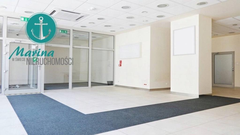 Komercyjne, Gdynia, Śródmieście, 110 m²