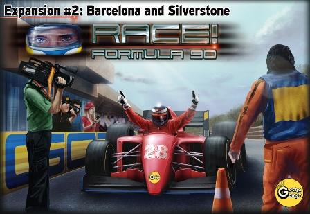 Race! Formula 90 Barcelona and Silverstone