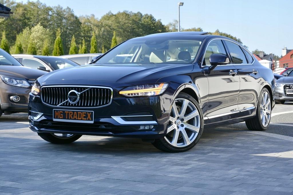 Volvo S90 Inscription D5 Awd 235km B W Kam360 8860439827 Oficjalne Archiwum Allegro