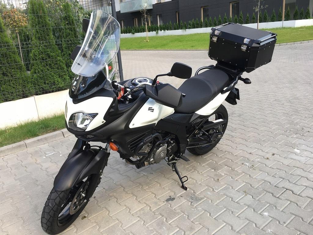 Suzuki Dl 650 V Strom 7867948409 Oficjalne Archiwum Allegro