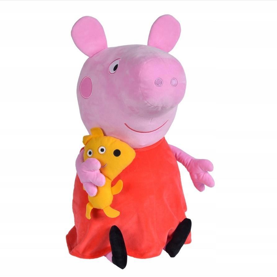 Świnka Peppa Maskotka pluszowa Peppa 50cm Simba