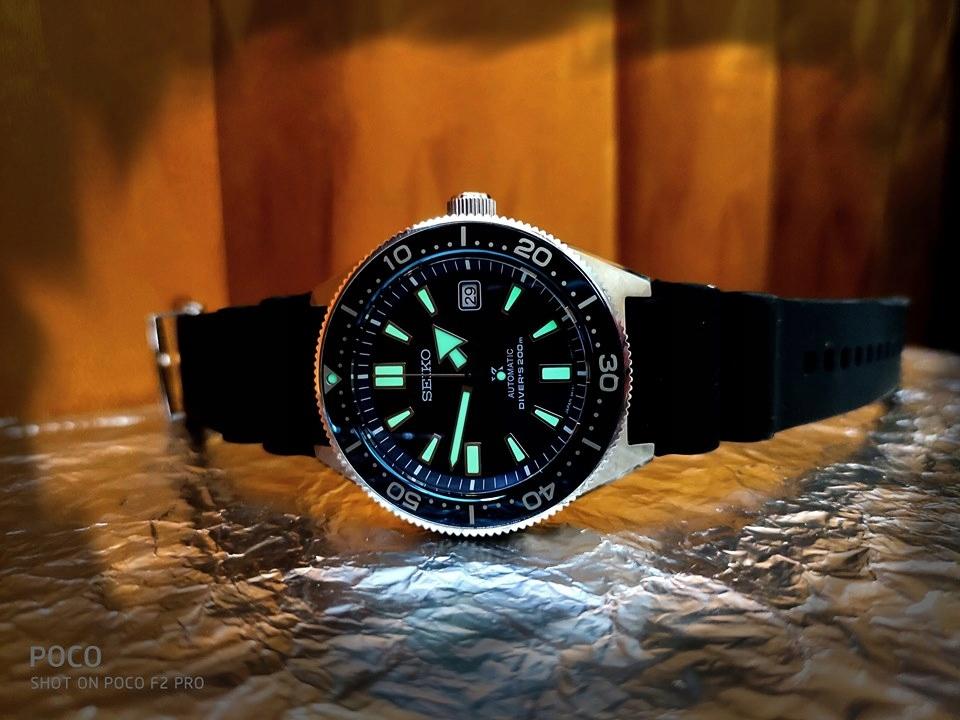 Seiko Prospex Automatic Diver SPB053J1