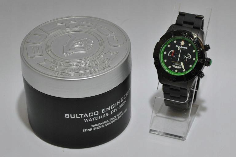 DIVER BULTACO H1AB48C-IB1-A ZEGAREK MĘSKI 200M