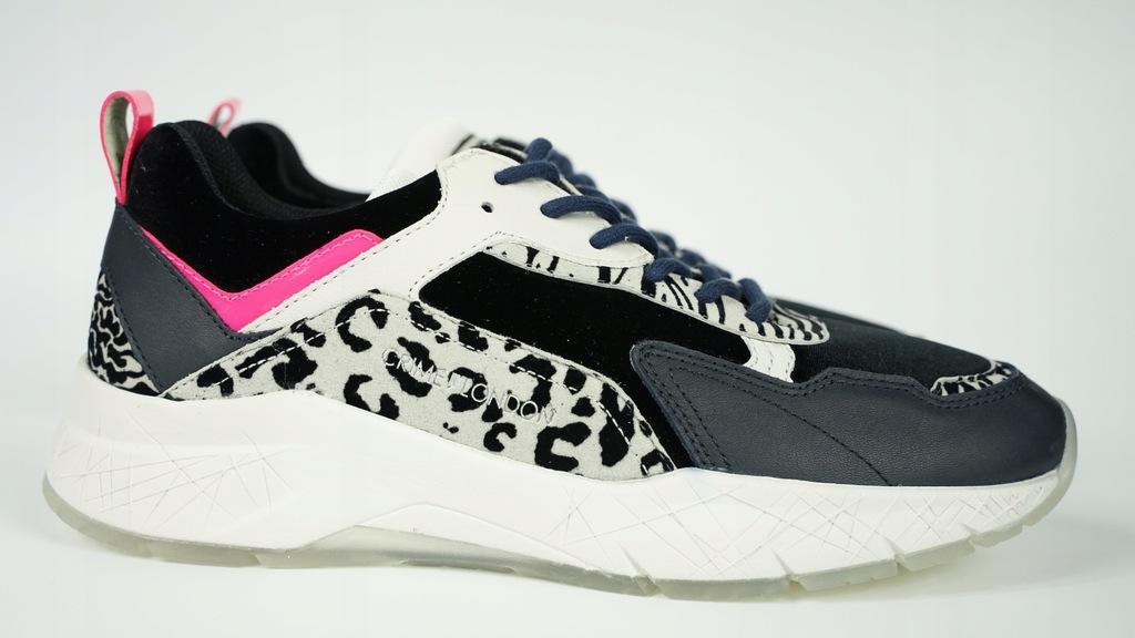 Eleganckie Sneakersy Damskie CRIME LONDON   R. 39