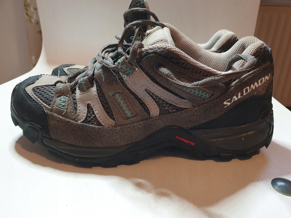 Buty trekkingowe Salomon Contagrip r. 36 23