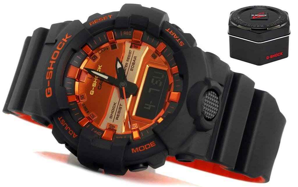 Zegarek G-SHOCK NA KOMUNIĘ dla chłopca CASIO +BOX