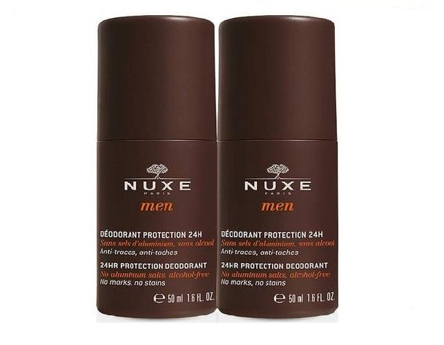 Nuxe men Dezodorant w kulce 2x 50ml!!!