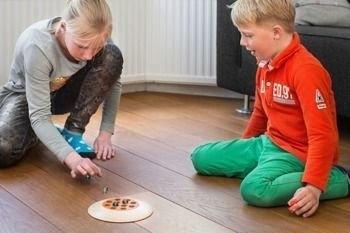 Gra zręcznościowa Szklane Kulki Marbles BS Toys