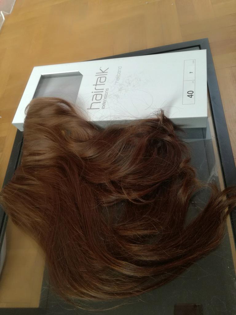 Hairband Hairtalk Dlugosc Wlosow 40 Cm Kolor Nr 7 7809717313 Oficjalne Archiwum Allegro