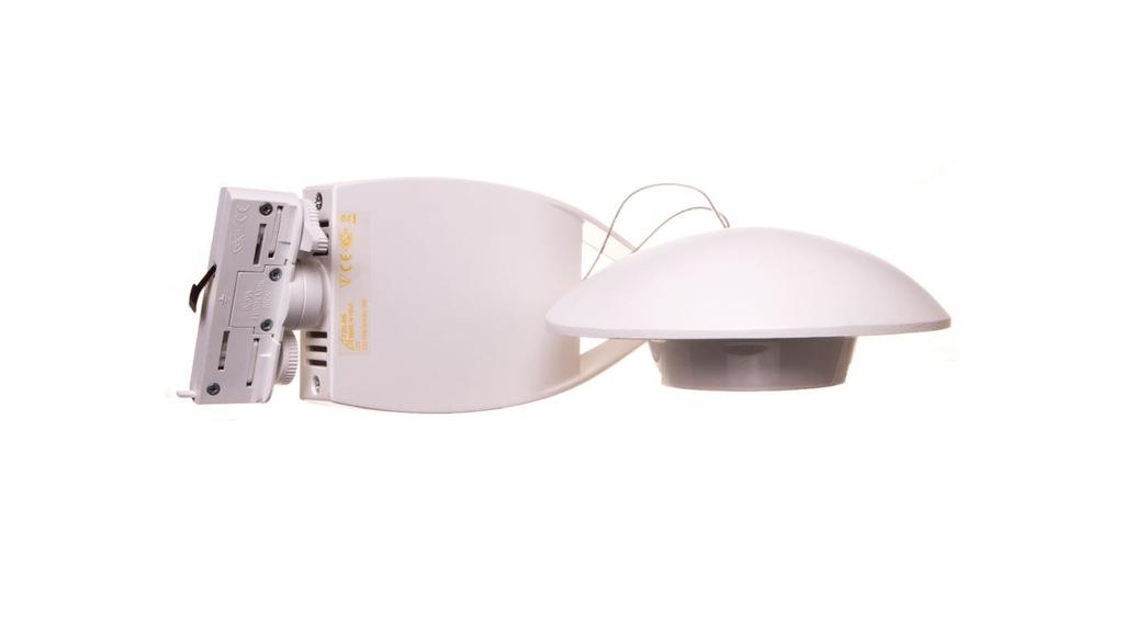 Projektor Kyclos 39W 3000K 28st biały do szynoprze