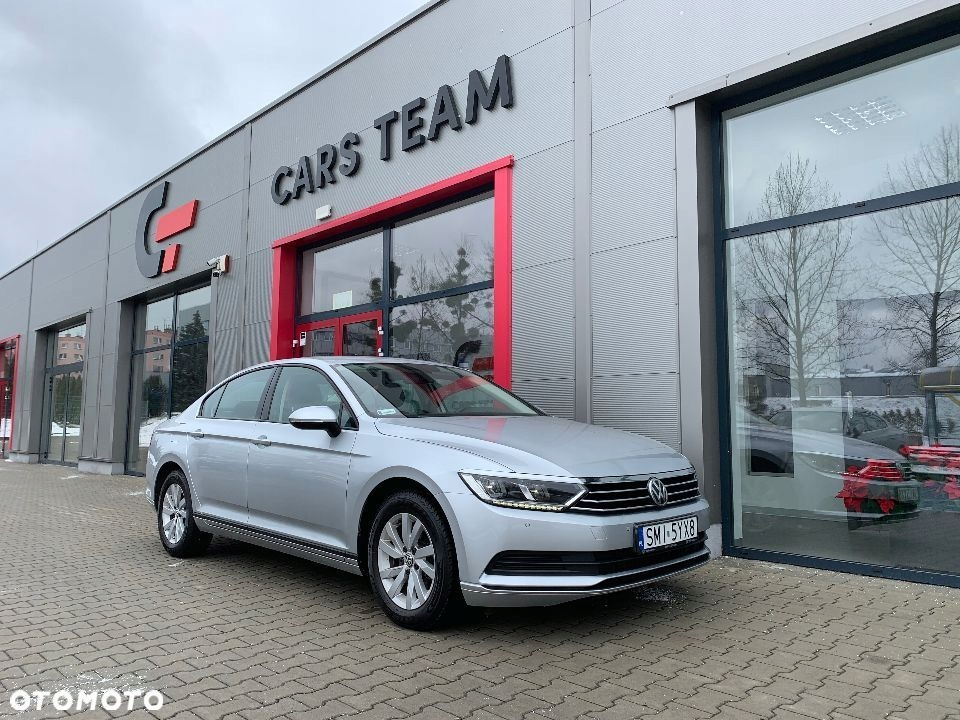 Volkswagen Passat 120KM
