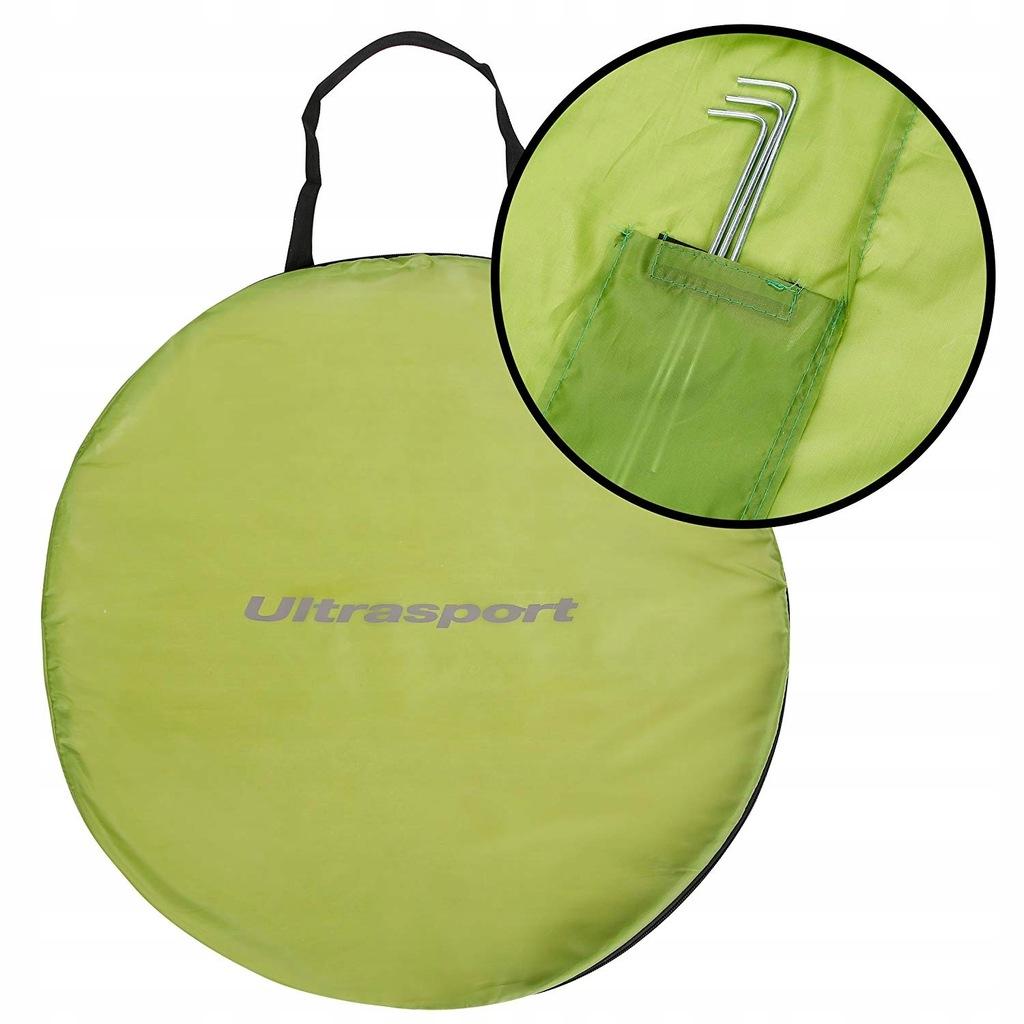 ULTRASPORT NAMIOT PLAŻOWY POP UP ZELT ZIELEŃ 58201