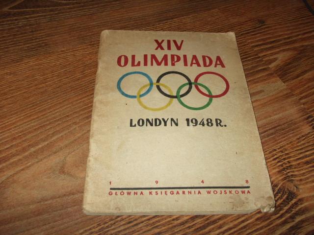 XIV Olimpiada. Londyn 1948 r.