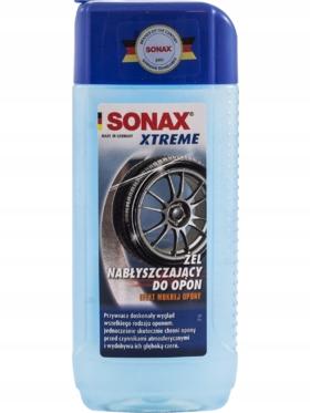 SONAX XTREME Żel nabłyszczający do opon 250ml