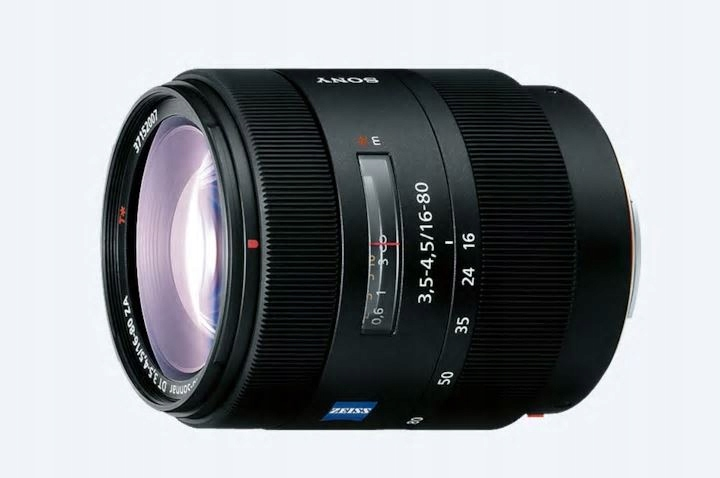 SONY DT Vario-Sonnar 16-80mm f/3.5-4.5 ZEISS T* FV