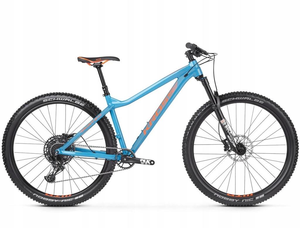 MTB Hardtail Kross Dust 2.0 Niebieski S