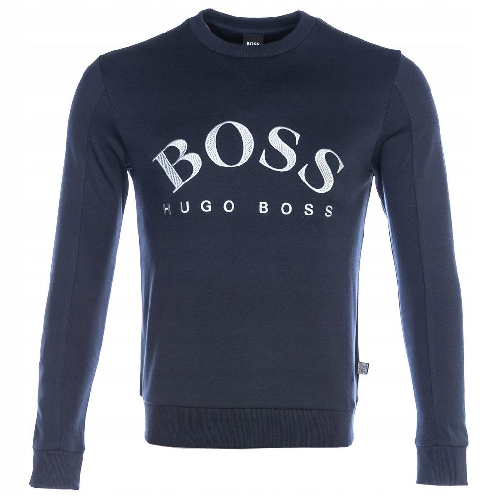 Bluza Boss Hugo Boss Salbo Męska Granat M