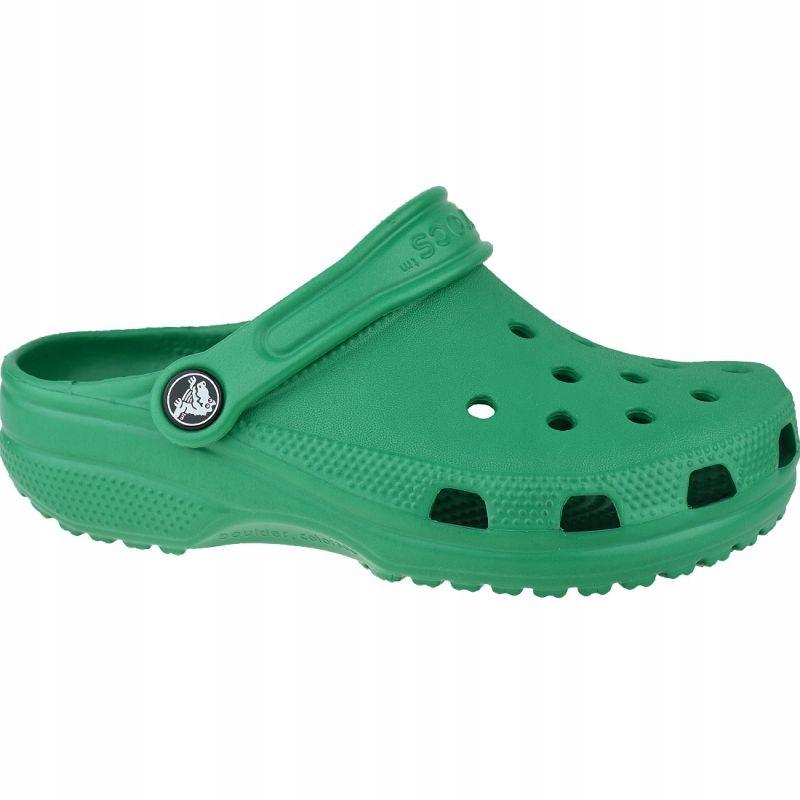 Klapki Crocs Crocband Clog K Jr 204536-3TJ 23/24