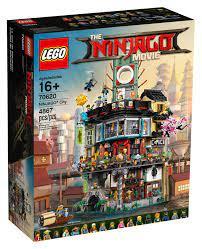 LEGO Ninjago Miasto NINJAGO 70620